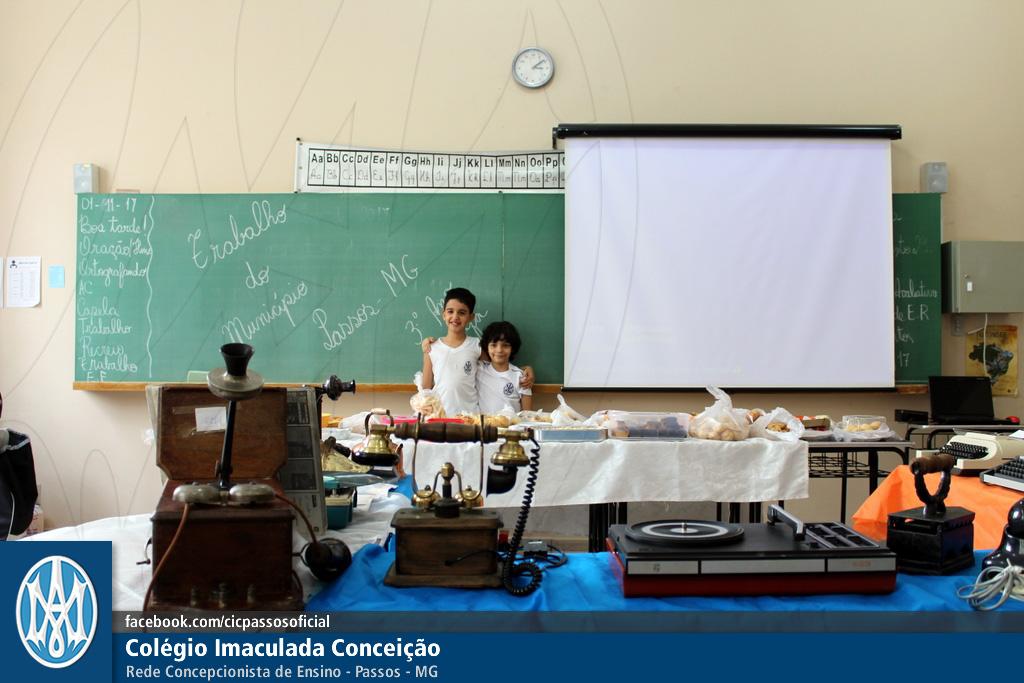Você está vendo imagens do artigo: 3º ano EF: o Município de Passos