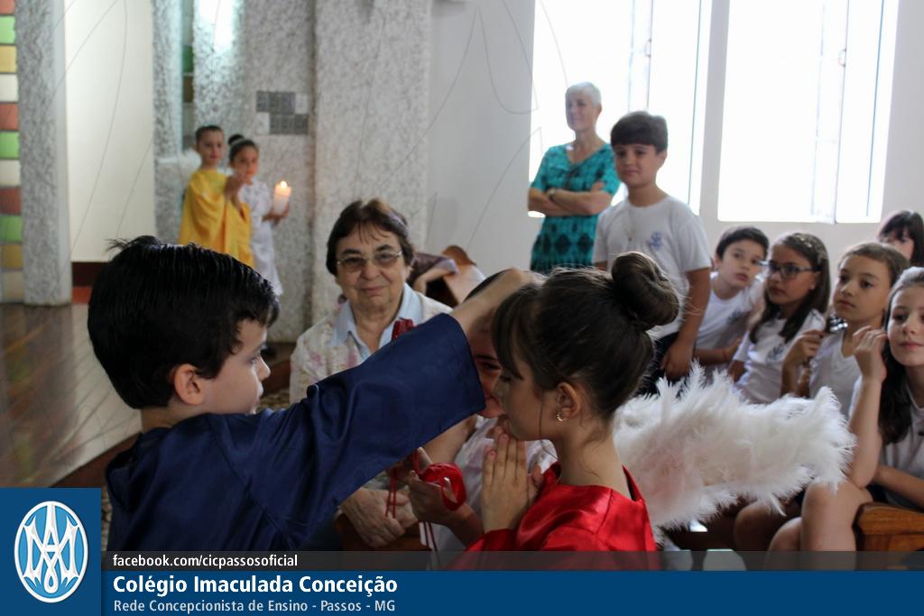 Você está vendo imagens do artigo: Visita da Superiora Geral Madre Isabel