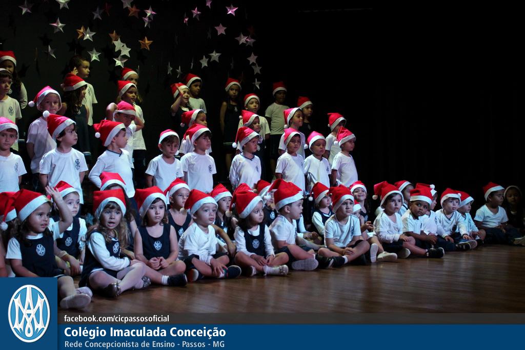 Você está vendo imagens do artigo: Infantil: Cantata Natalina